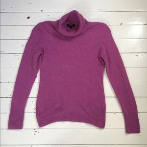 Apt. 9 Cashmere T-neck Sweater
